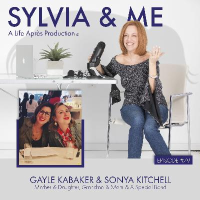 Gayle Kabaker & Sonya Kitchell: Mother &  Daughter