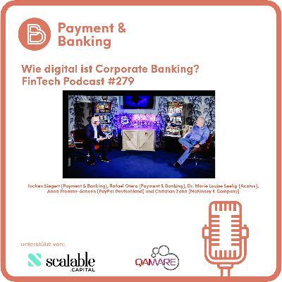 Wie digital ist Corporate Banking?