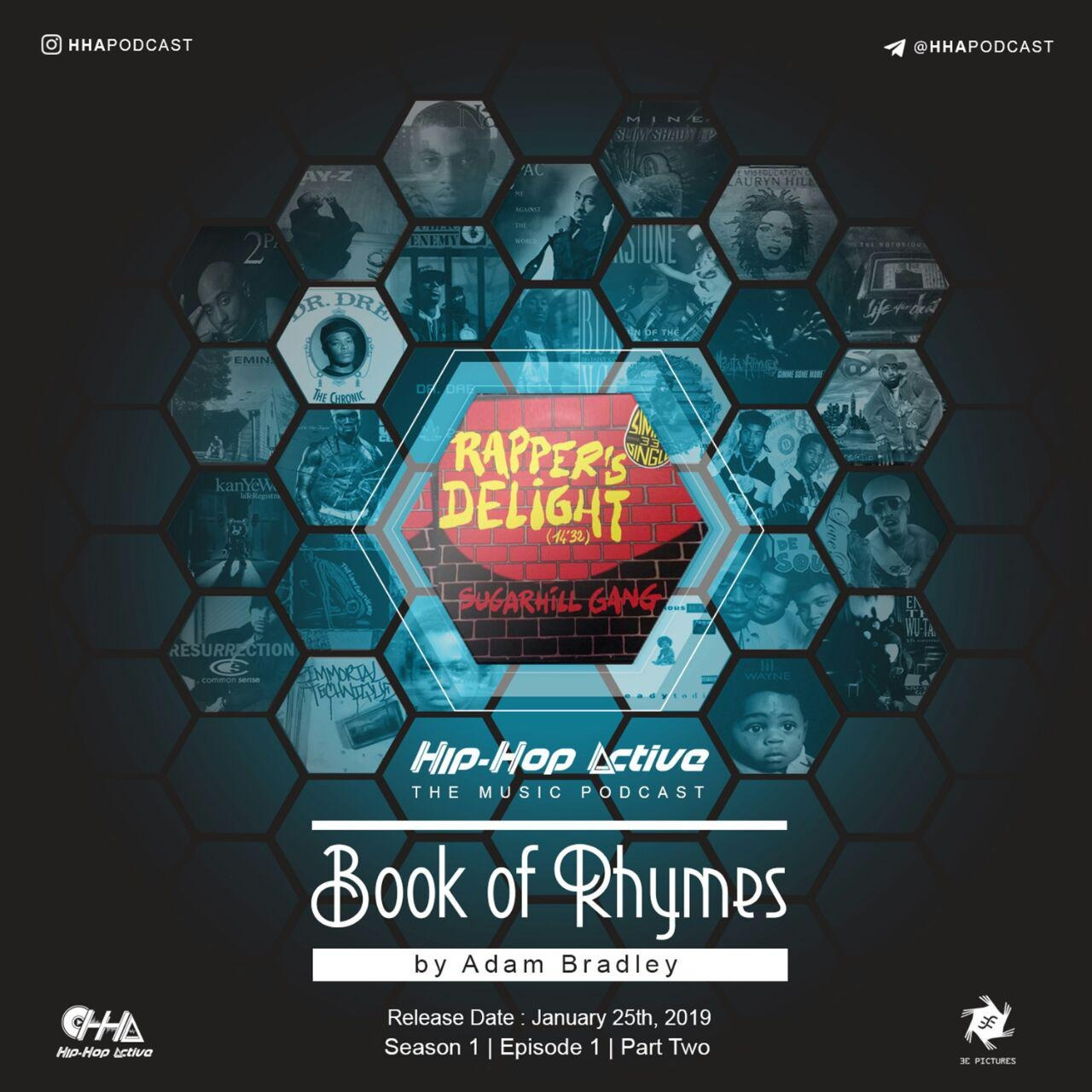 S1E1 HHAPodcast - Book of Rhymes (1. Rhythm)