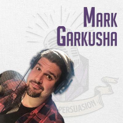 Mark Garkusha Acts with His Voice