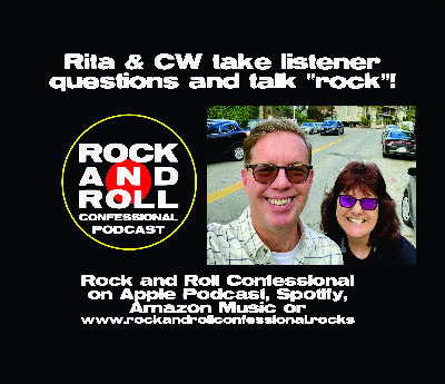 Co-Hosts Rita Wilde & CW West take listener questions and talk about radio days