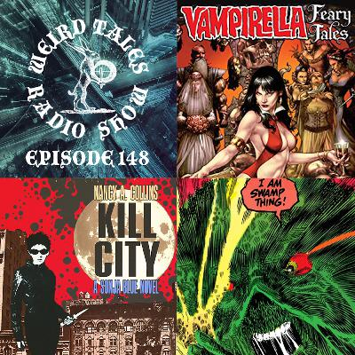 Episode 148: Nancy A. Collins on Sonja Blue, Swamp Thing & Vampirella