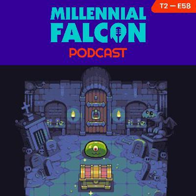 Ep 58 T2 - Millennial Gamer