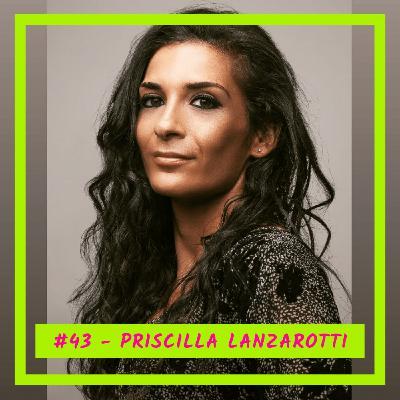 #43 - Priscilla Lanzarotti: Renversantes ! L'influenceuse publie ses pâtisseries coups de coeur avec poésie