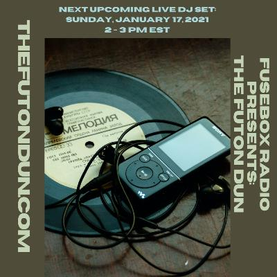 Episode 481: FuseBox Radio #633: DJ Fusion's The Futon Dun Livestream DJ Mix Fall Session #21 (Hot Cocoa At A Hipster Coffee Shop Music Mix Part 5)