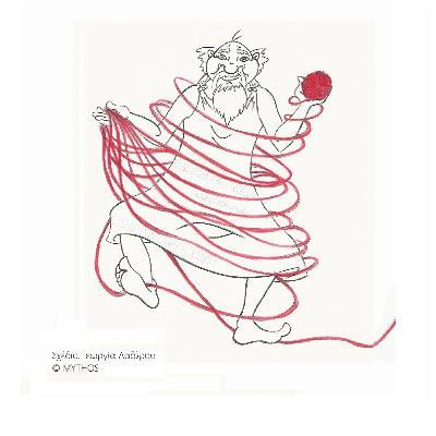 «Το λιοντάρι και το ποντίκι» Μύθος του Αισώπου (3+)