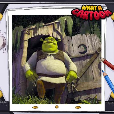 A Preview of What A Cartoon Movie for Shrek