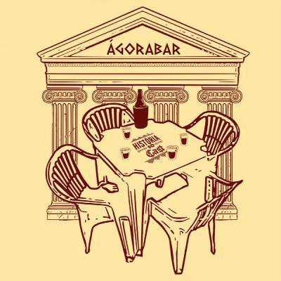 55 # História No Cast - 05 # Ágora Bar
