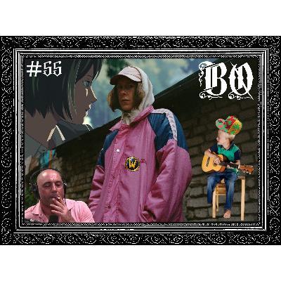 #55 Дрон. «Плакса», rooftops, аниме