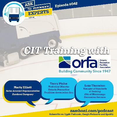 Episode #042: CIT Training with ORFA