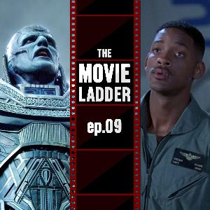 09. X-Men: Apocalypse and Independence Day (1996)