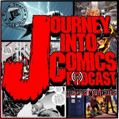 Journey Into Comics 248 - Everything's Different