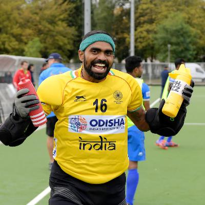 PR Sreejesh on his career, Indian hockey & Olympic dream