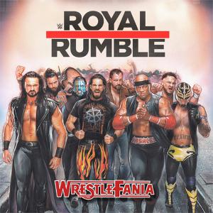 WrestleFania 58 : Royal Rumble 2019 and NXT Takeover Phoenix