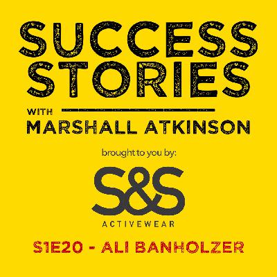 Success Stories Ep 20 - Lean Six Sigma Drives Profits with Ali Banholzer with Wear Your Spirit Warehouse