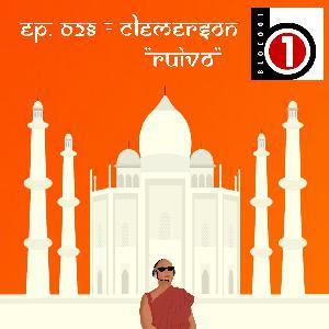 "Mongecast #028 - Clemerson ""Ruivo"" (Bloco01)"
