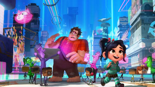 Ralph Breaks The Internet and What's Making Us Happy