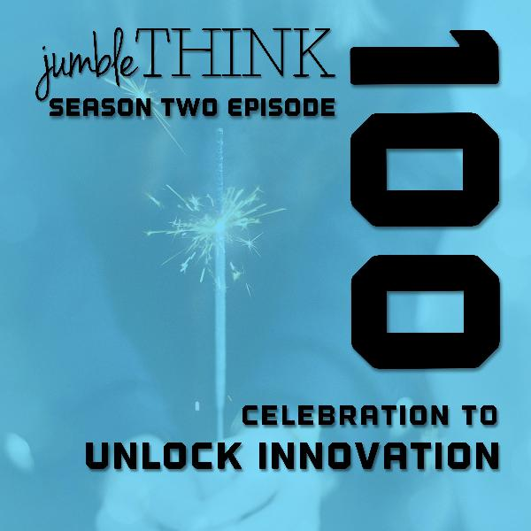 Celebration to Unlock Innovation with Michael Woodward