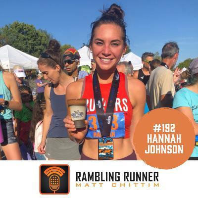 #192 - Hannah Johnson