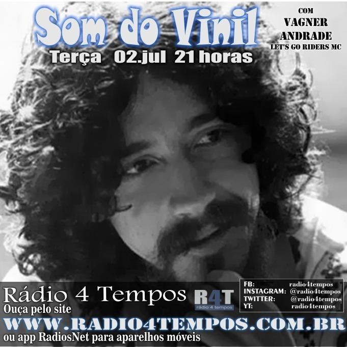 Rádio 4 Tempos - Som do Vinil 08:Rádio 4 Tempos