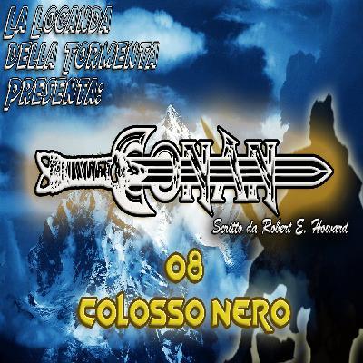 Audiolibro Conan il barbaro 08- Colosso nero