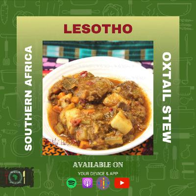 Lesotho - Oxtail Stew