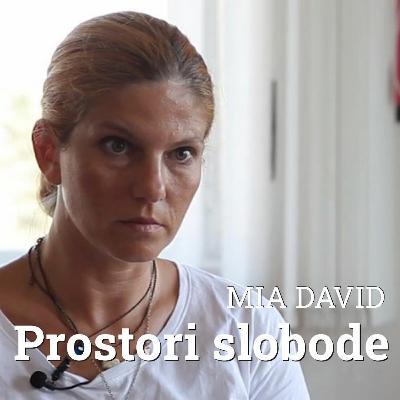 Prostori slobode - Olga Dimitrijević