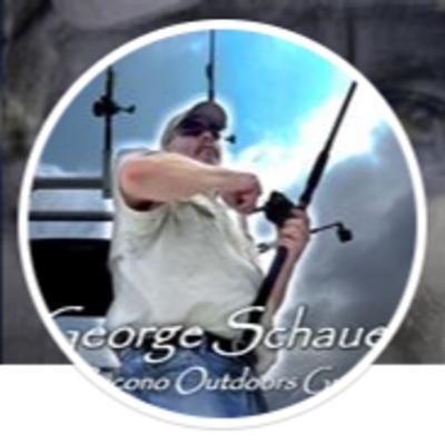 """George Schauer the """"Pocono Outdoors Guy"""" Interviews Ted Johnson a.k.a. FishOnTed"""
