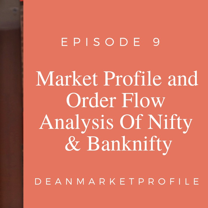 Episode 9 Nifty Banknifty Weekly Wrap Up  - Market Profile Analysis & Levels Next Week Audio