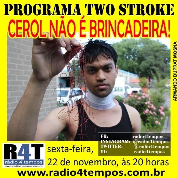 Rádio 4 Tempos - Two Stroke 74
