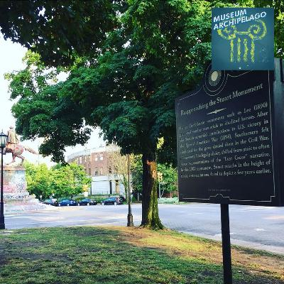 84. On Richmond's Transformed Monument Avenue, A Group of Historians Erect Rogue Historical Markers