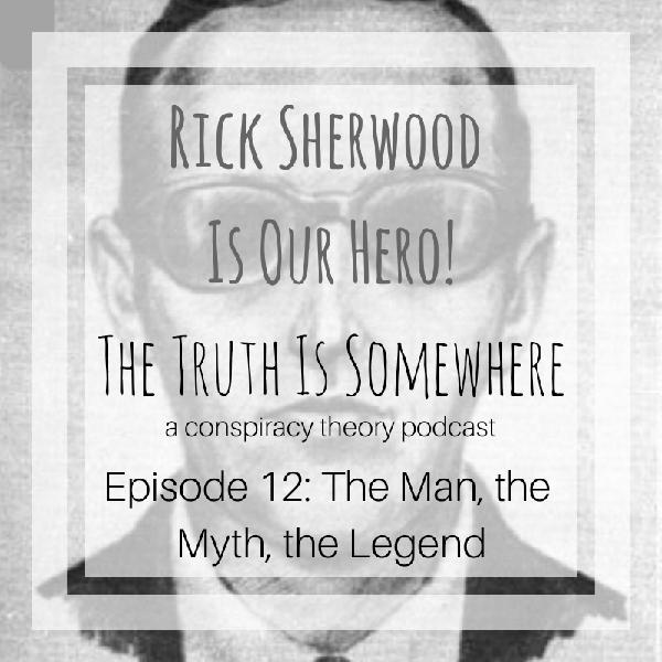 Episode 12: The Man, the Myth, the Legend