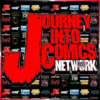 Journey Into Comics 304 - Paddle Up Movie Theater