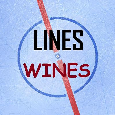 Episode 12: Michael Russo and the Playoff Preview   Lines & Wines 7/30/20