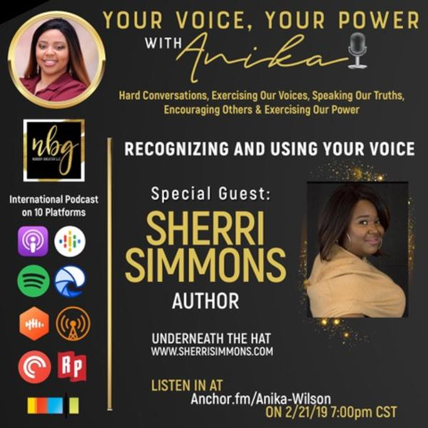 Underneath the Hat-with Sherri Simmons