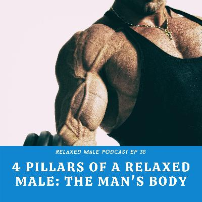 4 Pillars of Relaxed Male: The Man's Body