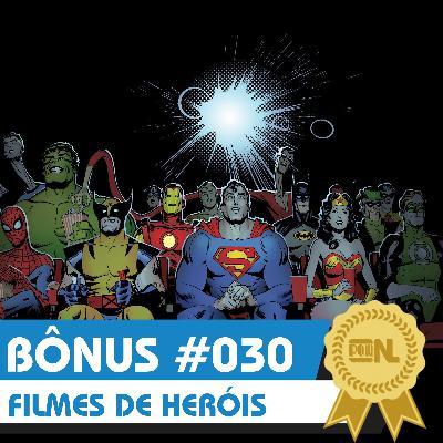 Nintendo POWdcast Bônus #030 – Aquele dos Filmes de Heróis