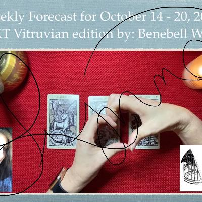 Weekly Forecast for October 14 - 20, 2019