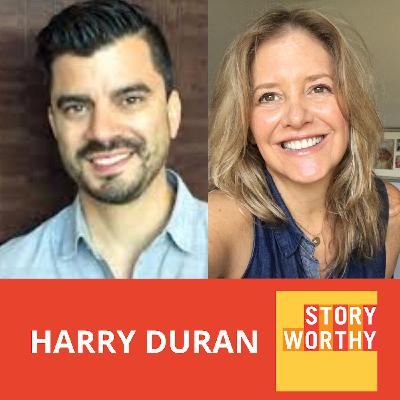 667 - Finding My Voice with Podcast Guru Harry Duran