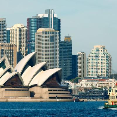 Elisa, confinée à Sidney en Australie