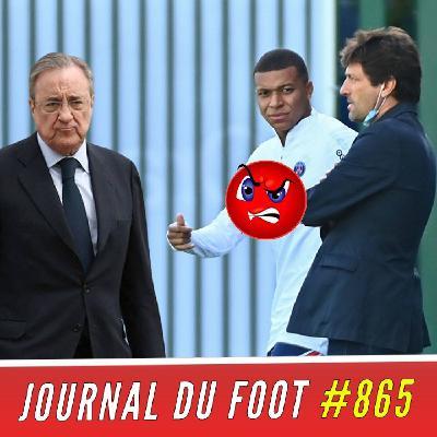 PSG : Leonardo furieux contre le REAL ! FIFA 22 : HAALAND vexé par MBAPPÉ