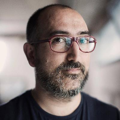 Ángel Luis González, founding director of PhotoIreland | EP33 Subtext & Discourse