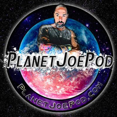 A planet is born! - Planet Joe Pod debut.