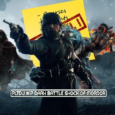 Dark Battle Shock of Mordor