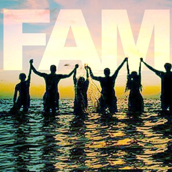 Family is what you create