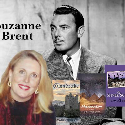 Harvey Brownstone Interviews Suzanne Brent, Author & Daughter of Hollywood Legend George Brent