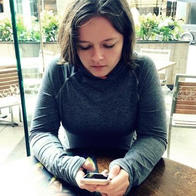 #1 - Laura Beckett - Tumblr, Wordpress, Snapchat, and more