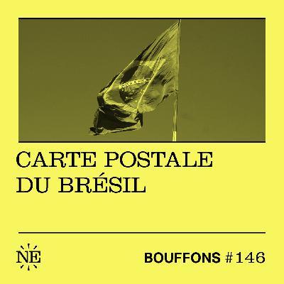 #146 - Carte postale du Brésil
