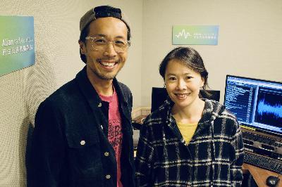 「藍。掉」鍾玉鳳、陳思銘 David Chen 談《垂釣島嶼》+ mini live 空中現場