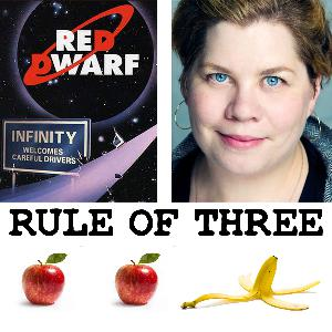 Katy Brand on Red Dwarf: Infinity Welcomes Careful Drivers